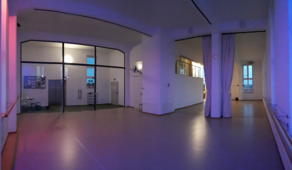 MuNo-DanceStudio Ballettsaal