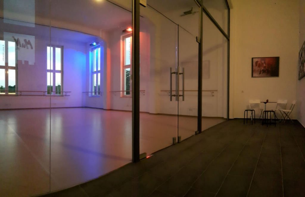 MuNo-DanceStudio Eingang