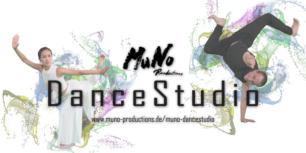 MuNo-DanceStudio Plakat