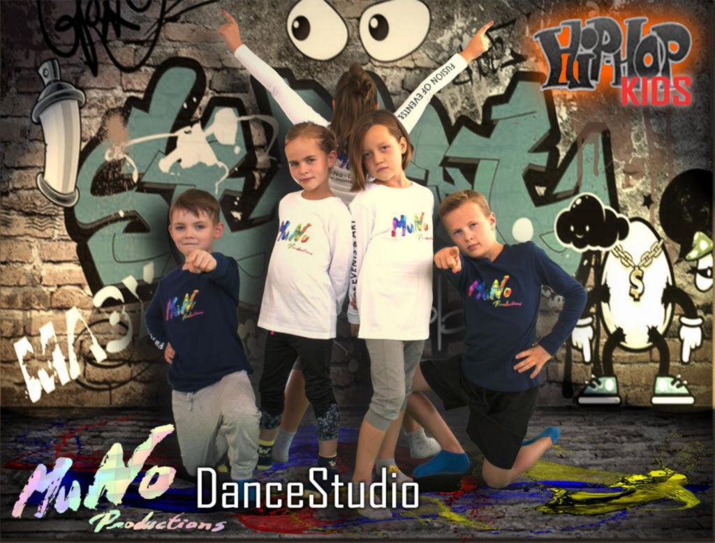 MuNo-DanceStudio - Kindertanz